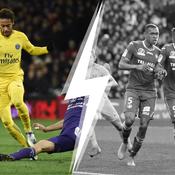 Tops/Flops Toulouse-PSG : Neymar s'est bien chauffé, Toulouse a vite été dépassé