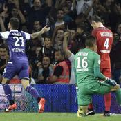 Toulouse inflige un nouveau revers à un PSG nerveux