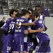 Toulouse se réveille enfin, Angers enfonce Lille