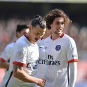 Une nouvelle brouille entre Ibrahimovic et Rabiot à l'entraînement du PSG