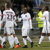 Vainqueur à Lorient, le PSG soigne son moral
