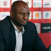 Vieira, nouvel entraîneur de Nice : «Retrouver la Ligue 1, c'était vraiment un objectif»