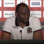 Vieira sur Balotelli : «Il avait besoin d'autres sources de motivation»