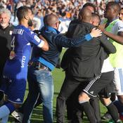 Violences, insultes racistes, échauffourées: la saison noire de Bastia