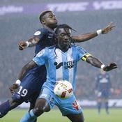 Zéro tir de l'OM face au PSG, une première en 3900 matches de Ligue 1
