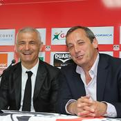 Fabrizio Ravanelli Ajaccio