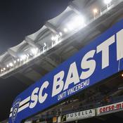 Bastia rétrogradé en Ligue 2 par la DNCG