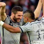 Marseille cartonne et rêve encore de podium