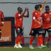 Un Lorient au double visage terrasse Bordeaux