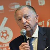 Jean Michel Aulas (président OL)