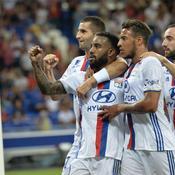 Lyon et Lacazette confirment dans la douleur contre Caen