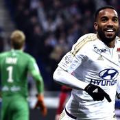Lyon étrille Guingamp et confirme son réveil
