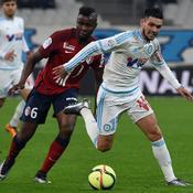Remy Cabella face à Ibrahim Amadou