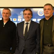 Montpellier intronise le duo Baills - Martini pour remplacer Courbis