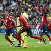 Lille enchaîne à Nantes et revient dans la course à l'Europe