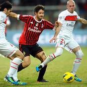 Le Brésilien Pato, unique buteur du choc entre le Paris SG et Milan