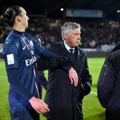 Ancelotti raconte son clash dans le vestiaire du PSG avec Ibrahimovic