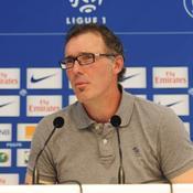 Laurent Blanc PSG