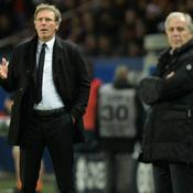 Laurent Blanc PSG - Lille
