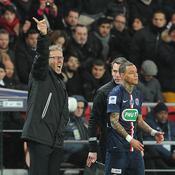 Laurent Blanc (entraineur PSG)