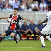Javier Pastore PSG Valenciennes
