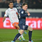 Kevin Gameiro Paris SG - Montpellier
