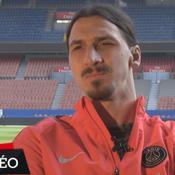 Ibrahimovic : «Ne déformez pas mes propos, on parle de football»