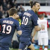 Zlatan Ibrahimovic PSG-Nancy