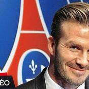 La carrière de Beckham en ... LEGO