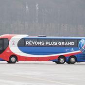Le bus du PSG sera désormais blindé