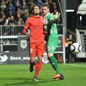 Le PSG bute sur le roc Angers
