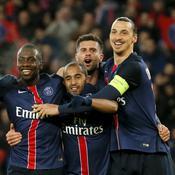 Le PSG s'est retrouvé et Angers en a fait les frais
