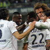 Le PSG se fait sa place dans l'histoire du football français