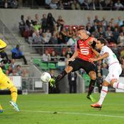 Foued Kadir Rennes-Ajaccio