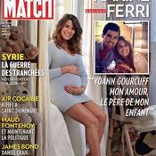 Karine Ferri et Yoann Gourcuff attendent un heureux événement