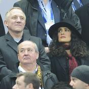 Salma Hayek «ne comprend pas» le Stade Rennais