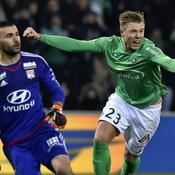 Dominés par Lyon, les Verts peuvent dire merci à Söderlund