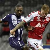 Toulouse perd deux points face à Reims