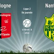 Boulogne-Nantes en direct