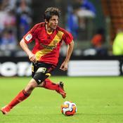 Pablo Chavarria a déjà inscrit sept buts en Ligue 2
