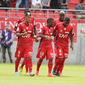 Dijon Brest Ligue 2