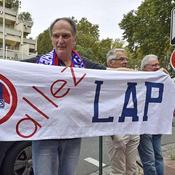 Les fans de Luzenac