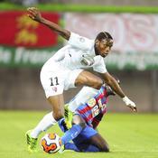 Ngolo Kante (Caen) vs Diafra Sakho (Metz)