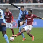 LE Havre AC, FC Metz, Ligue 2, podium, Grimbert
