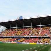 Le RC Lens maintenu en Ligue 2