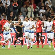 Menée 0-2, l'AJ Auxerre arrache le nul face à Guingamp