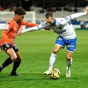 Auxerre tient tête à Lorient