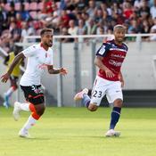 Lorient prend les commandes de la Ligue 2