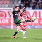 Ligue 2 : Ajaccio sur le podium, Lens freiné, Caen se relance