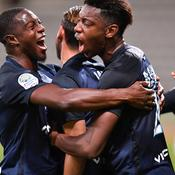 Le Paris FC monte sur le podium, Tours n'y arrive pas